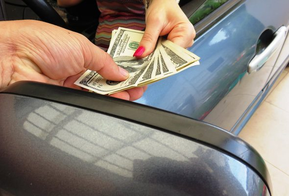 How to Trade in a Car